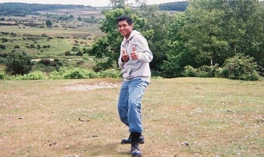 Krtin Nithiyanandam, criador do teste de Mal de Alzheimer