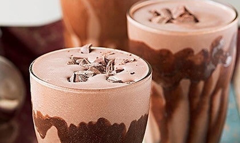 Milkshake de bombom