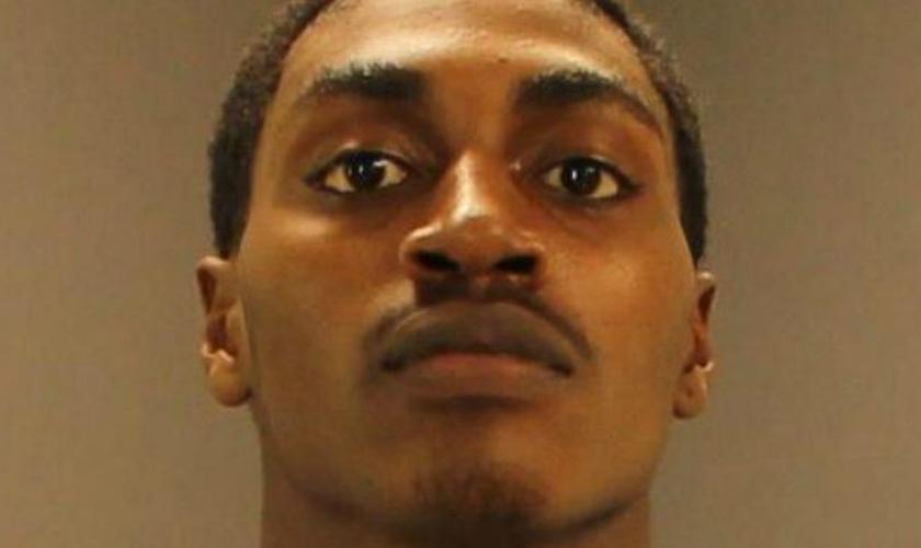 Jamon Hampton, acusado de assassinar Anthony Kye.
