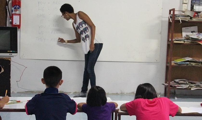 Aulas de inglês na Tailândia