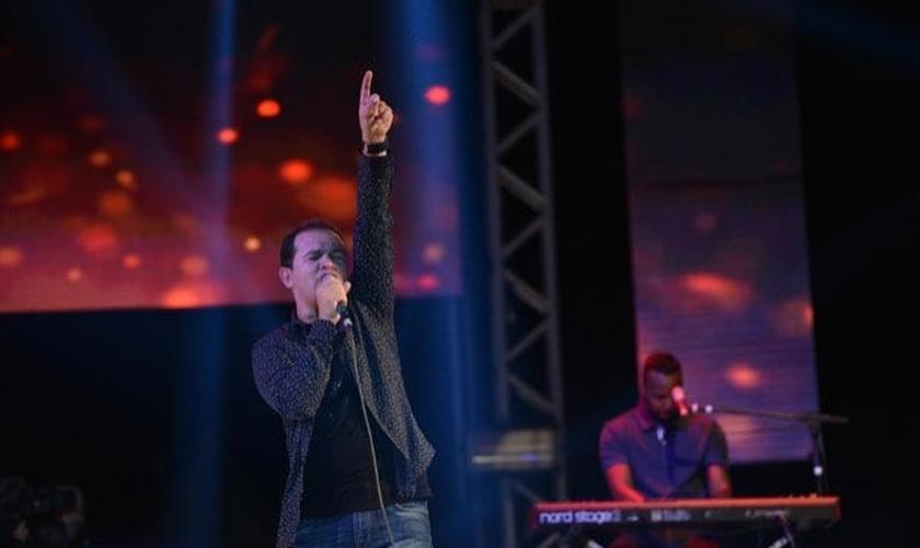 Davi Sacer preferiu o Barra Music para gravar 'Meu Abrigo', em vez de uma igreja. (Foto: Divulgação)