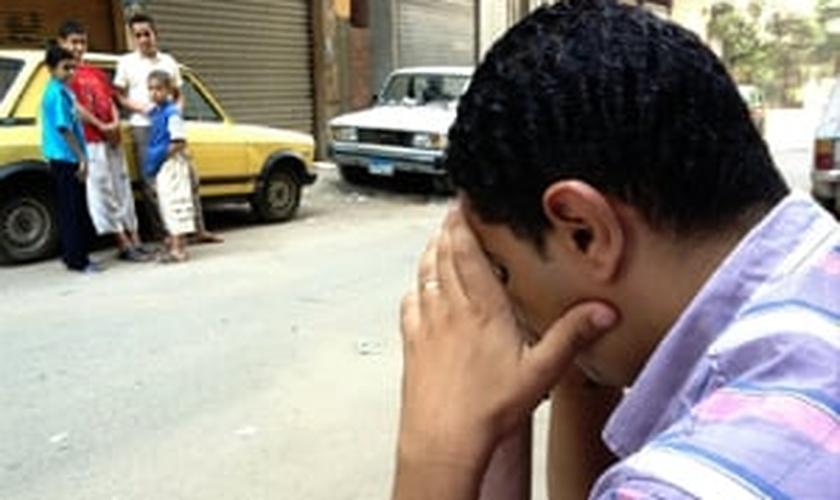 Cristãos egípcio