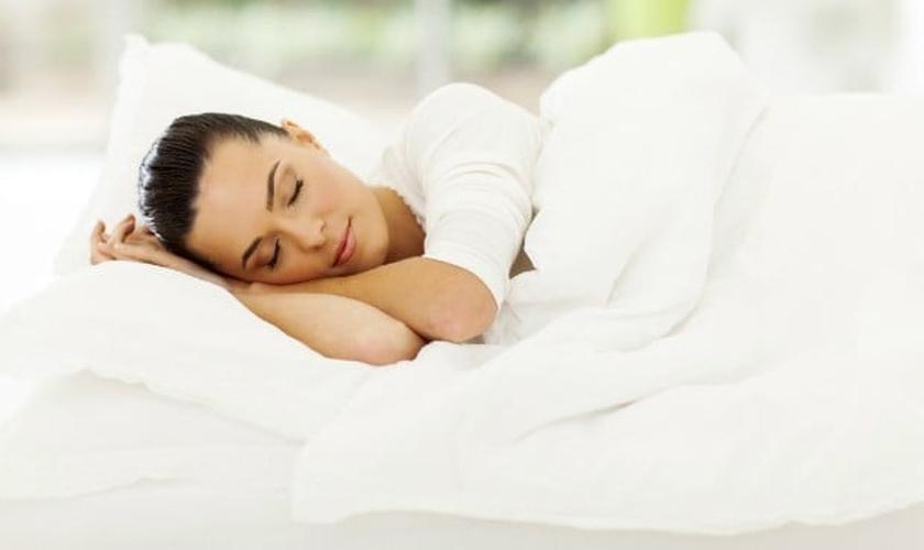 posição ao dormir