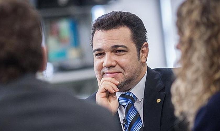 Marco Feliciano será lançado pelo PSC à pré candidatura da prefeitura de São Paulo. (Foto: Folhapress/ Raquel Cunha)