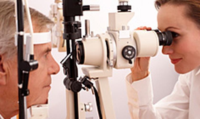 8d4cf2d73 Risco de AVC pode ser detectado através do exame de vista