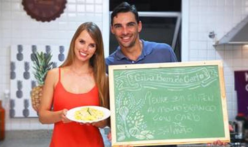 Giba estreia canal culinário