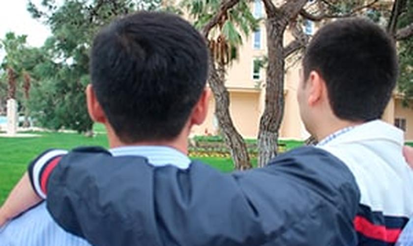 Centro de Reabilitação na Ásia Central