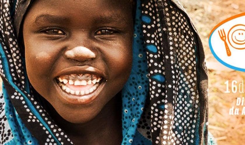 Campanha 'Crianças sem Fome' - Visão Mundial