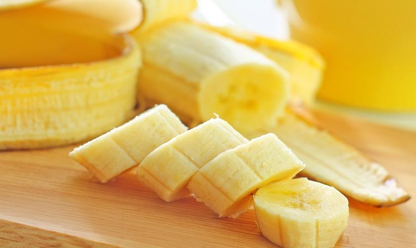A banana ganhou o gosto dos brasileiros e se tornou uma fruta característica do País. (Foto: Campanha Doce Equilíbrio)