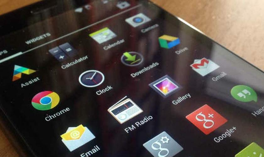 Aplicativos interferem no desempenho de Androids (Foto: Reprodução)
