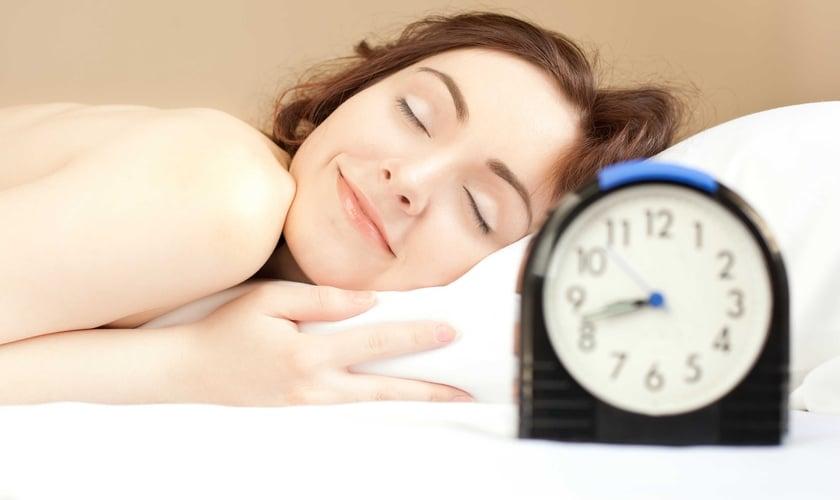 Pelo menos 1/3 do tempo de vida de uma pessoa é dormindo. (Foto: Reprodução/ Atrevida)