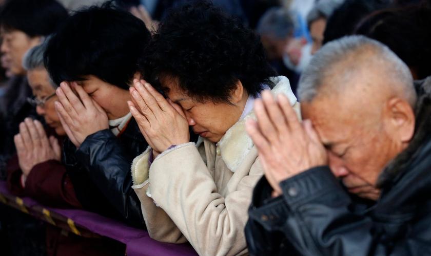 Cristãos chineses