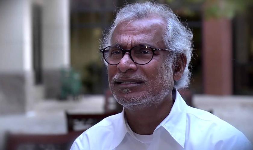 KP Yohannan, fundador da Gospel For Asia