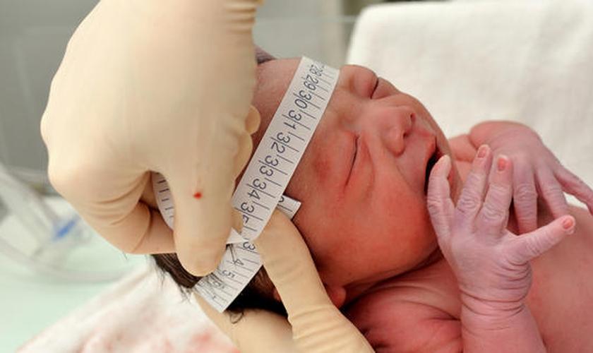 O surto de zika e microcefalia reacendeu a discussão do aborto legal. (Foto: Baby Center)