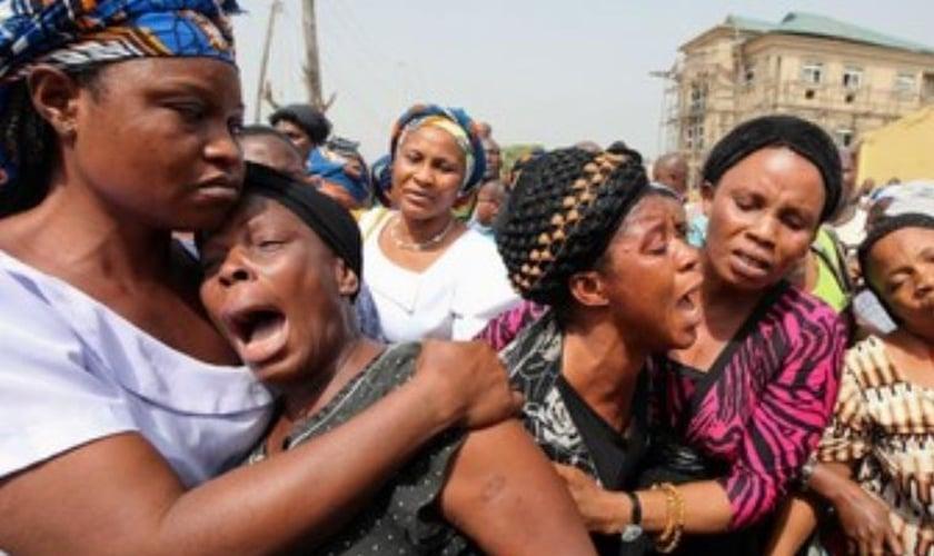 Foto: Cristãos nigerianos sofrem ataques. (Foto: Afolabi Sotunde/Reuters)