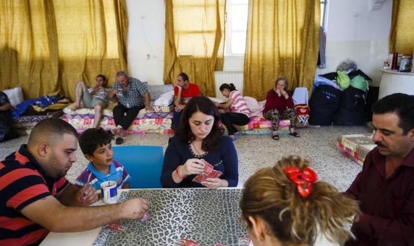 Por um longo tempo, a Jordânia foi um dos países mais liberais da região em termos de religião. (Foto: Warrick Page / The New York Times)