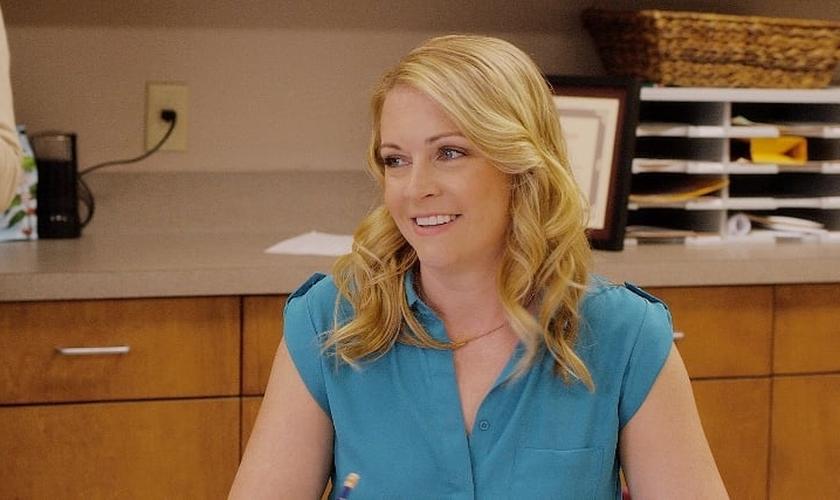 """""""Estou sendo criticada por fazer o papel de uma boa mulher cristã"""", afirmou Melissa. (Foto: Divulgação)."""