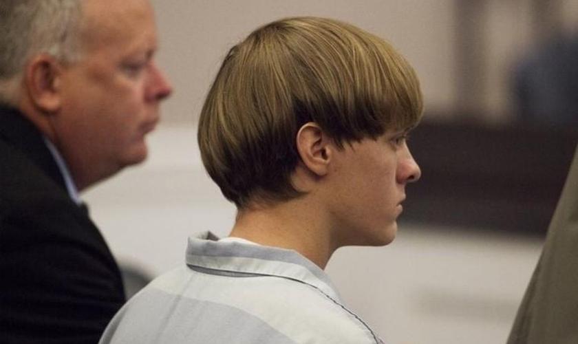 Dylan Roof, 22 anos, pode ser condenado à pena de morte, por sua autoria na execução brutal de 9 pessoas, em uma igreja da cidade de Charleston. (Foto: Reuters)