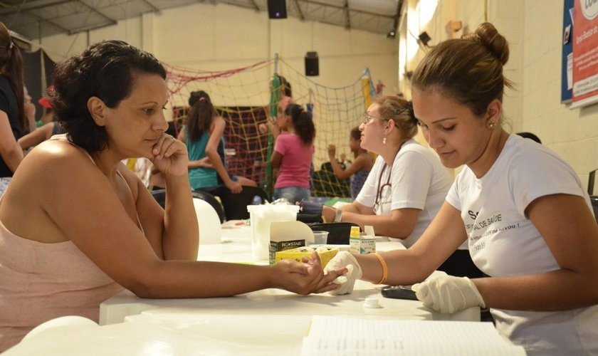 O Ministério abre a oportunidade para voluntários. (Foto: Filipe Teodoro).