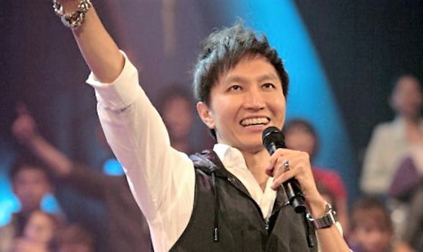 Pastor Kong Hee lidera a igreja 'City Harvest', em Cingapura. (Foto: Facebook)