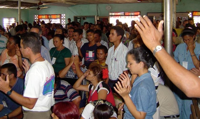 O governo não permite o ensino religioso nas escolas públicas. (Foto: Reprodução).