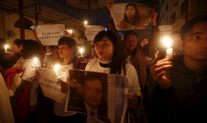 Nguyen foi preso anteriormente em maio de 2008 e condenado a cinco anos de prisão. (Foto: Reprodução).