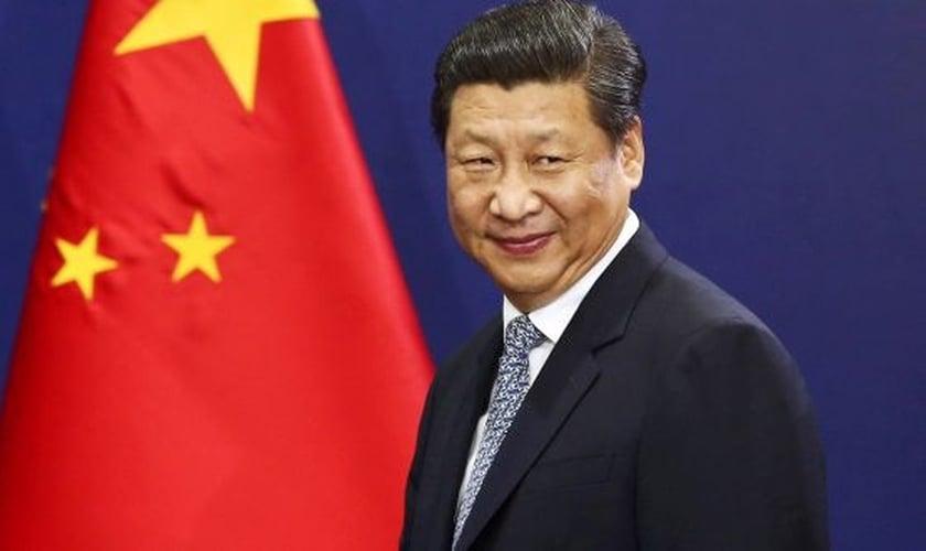 Presidente da China, Xi Jiping (Foto: Irish Times)