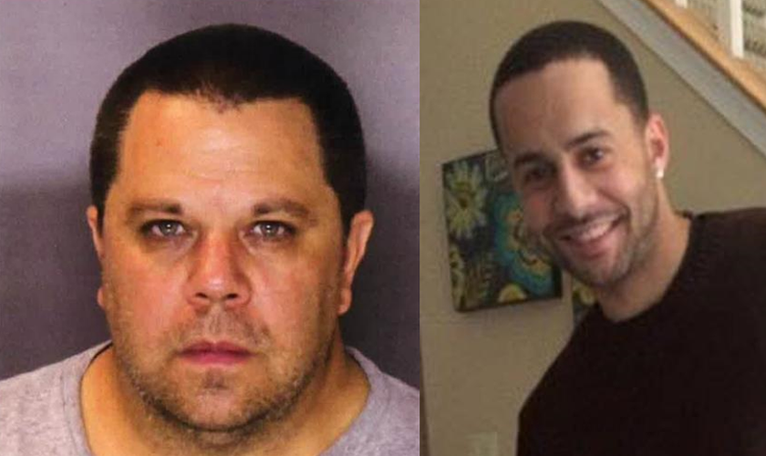 Storms, 46 anos (à esquerda) e Braxton, 27 anos, à direita. (Foto: Facebook)