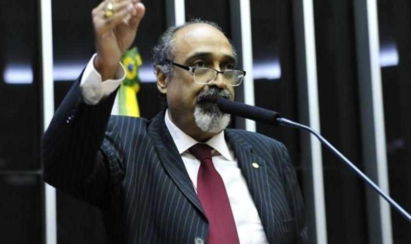Pastor Ezequiel Teixeira é deputado federal pelo partido Solidariedade - RJ. (Foto: Agência Câmara)