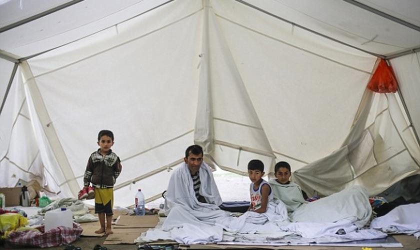 As autoridades alemãs têm enfrentado grandes desafios desde que o grande afluxo de migrantes se deslocou para o país. (Foto: AP Photo)