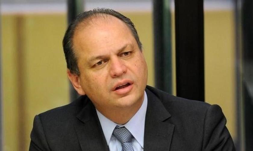 Ricardo Barros, ministro da Saúde (Foto: Lucio Bernardo Junior / Divulgação)