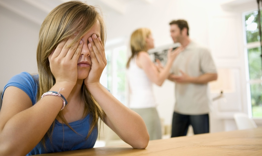 É compreensível que você viva em uma onda de sentimentos, mas saiba que a culpa não é sua. (Foto: Reprodução)