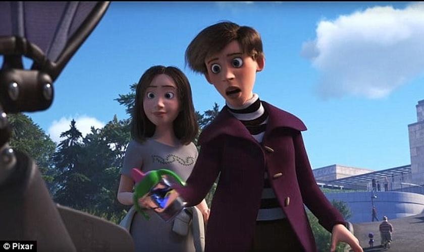O trailer causou uma explosão de reações na Internet. (Foto: Pixar).