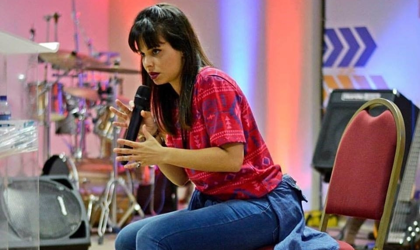 Marcela Taís é cantora, compositora e tem grande aceitação entre jovens do meio gospel e secular. (Foto: Facebook)