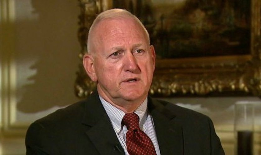 Tenente-general Jerry Boykin. (Foto: Right Side News)