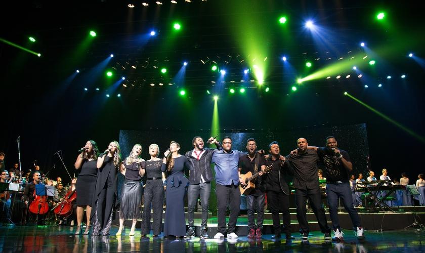 A produção musical e arranjos do projeto são do cantor e compositor Thalles Roberto. (Foto: Divulgação).