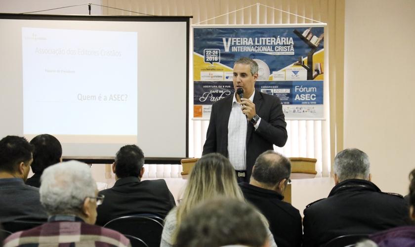 De acordo com Emílio Fernandes Jr., presidente da ASEC, a última edição do evento apresentou um retorno notável. (Foto: Guiame/Marcos Paulo Correa)
