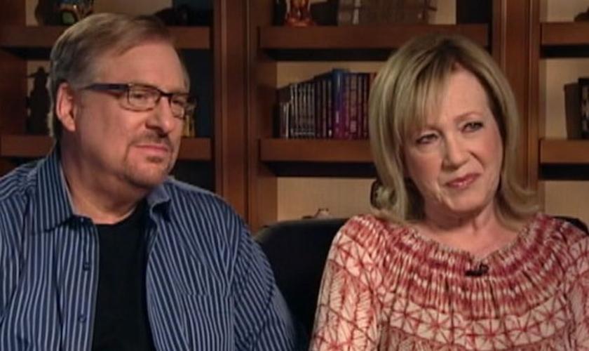 """Rick Warren é pastor da Igreja Saddleback e autor do livro """"Uma Vida com Propósitos"""". (Imagem: Saddleback)"""