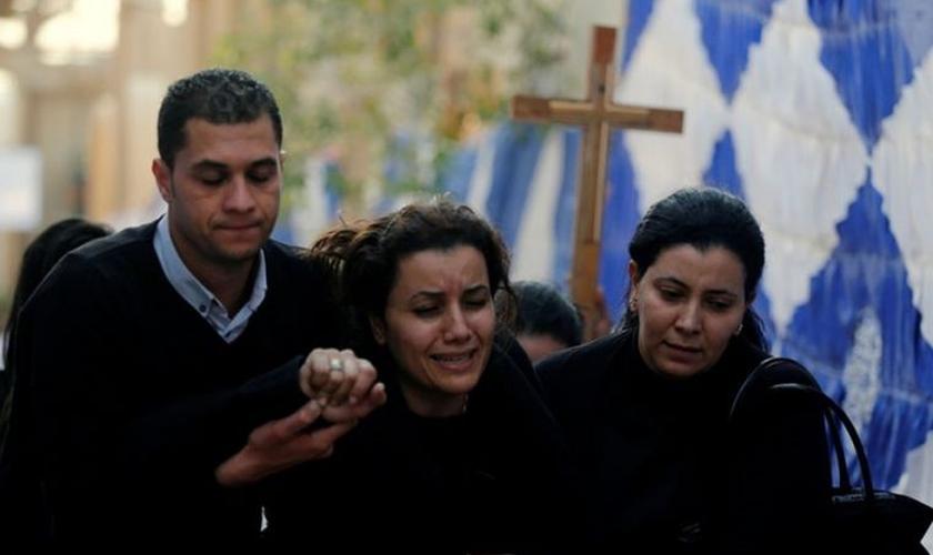 No dia seguinte, os assassinos do Estado Islâmico visitaram a casa da filha de Nabila. (Foto: Reuters).