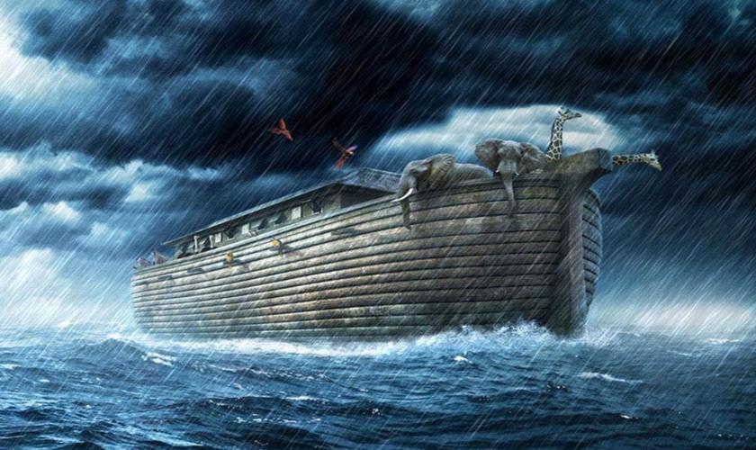 Criacionistas bíblicos dizem que as novas descobertas fornecem mais evidências históricas para o dilúvio. (Foto: Reprodução).