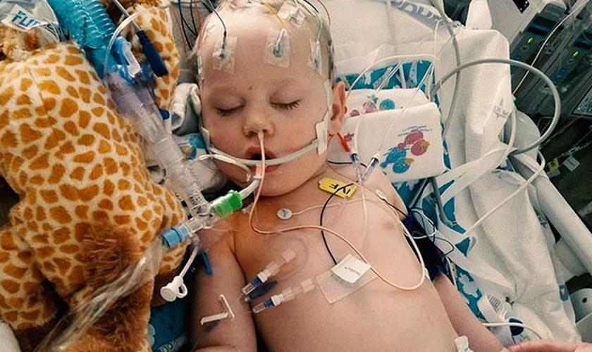 Matty foi transportado para um hospital no centro de Boise, Idaho (EUA). (Foto: Reprodução).