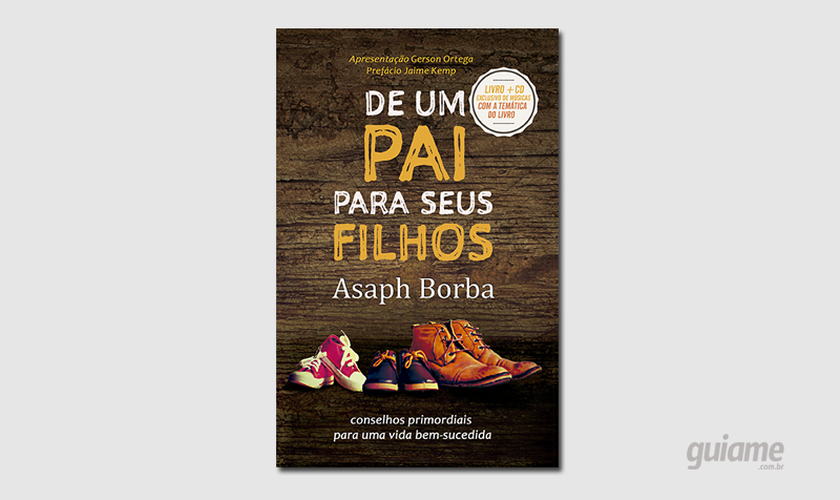 Asaph tornou-se ministro de adoração reconhecido no Brasil e no exterior. (Foto: Reprodução).