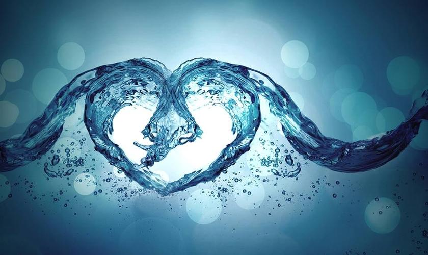Água. (Foto: Facebook)