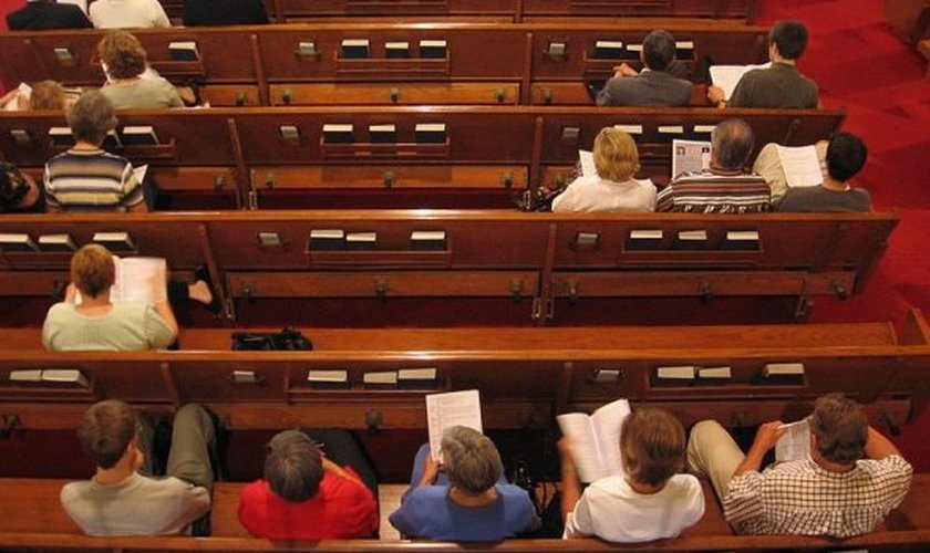 Igreja vaga. (Foto: Wikimedia)