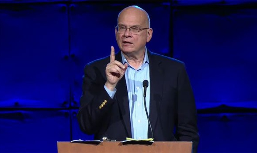 Pastor Tim Keller. (Foto: Christian Post)