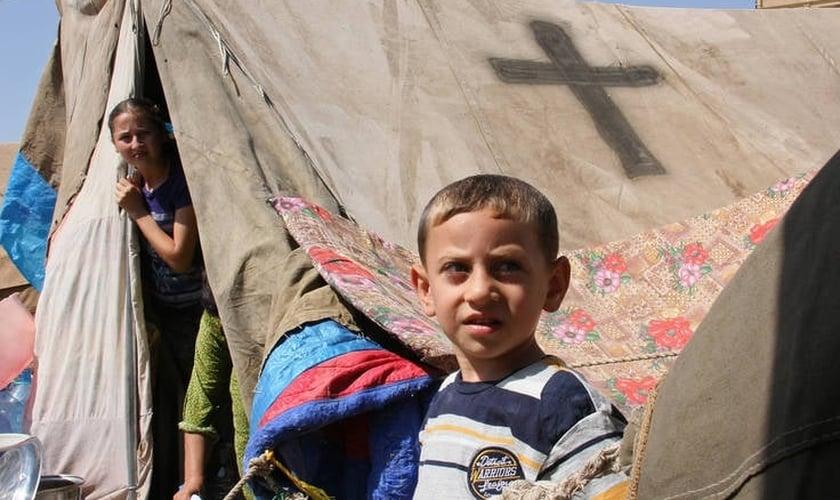 Além do programa especial, a associação compartilhará outras histórias de cristãos perseguidos e suas famílias em um evento.
