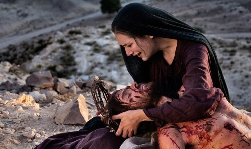 Cena da Paixão de Cristo. (Foto: Ignatius Press)