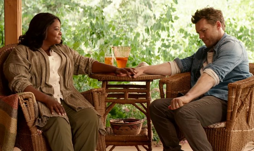 """Cena do filme """"A Cabana"""". (Foto: firstladyb)"""