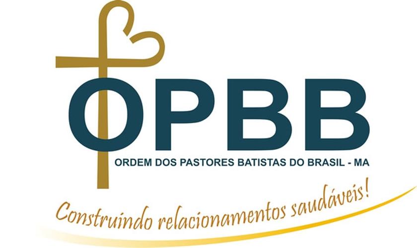 Logo oficial - Ordem dos Pastores Batistas do Brasil. (Imagem: CBM-MA)