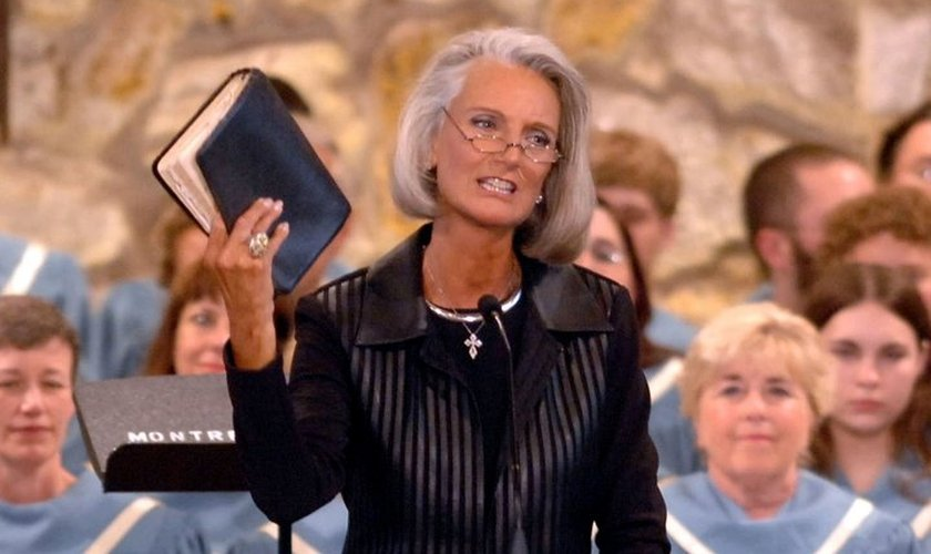 Anne Graham Lotz é evangelista e escritora. (Foto: The Huffington Post)